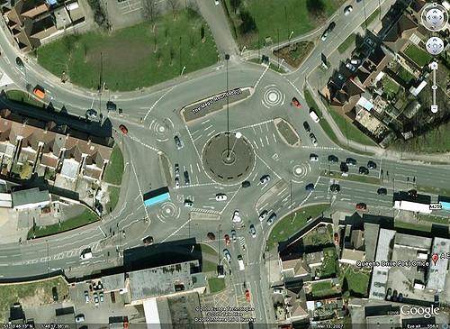 Le manège enchanté à Swindon