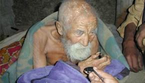 FAKE – Un Indien serait l'homme le plus âgé au monde avec ses 179 ans