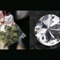 Il vole un diamant évalué à 126 000 euros pour l'échanger contre quelques grammes de cannabis