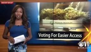 Une présentatrice démissionne en direct à la télévision