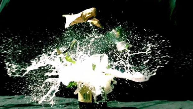 Des bouteilles de Prosecco explosives rappelées par une chaîne d'hypermarchés