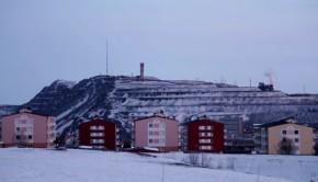 Kiruna - la ville suédoise rebâtie pour éviter son effondrement
