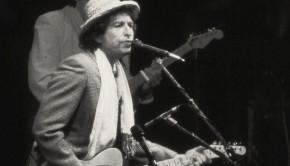 Concert seul de Bob Dylan