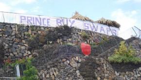 Il se proclame Prince après avoir racheté une micro-île pour y fonder un État