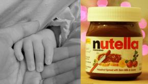 enfant Nutella