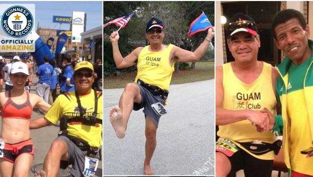 marathons pieds nus