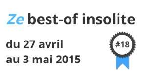 Best of insolite 27 04 - 03 05