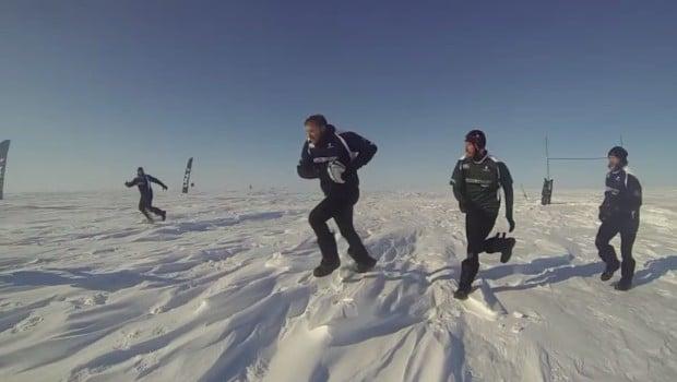 rugby au pôle nord magnétique
