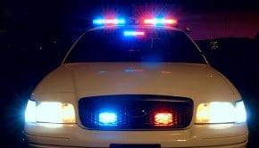 Deux amis arrêtés ivres au volant de la même voiture