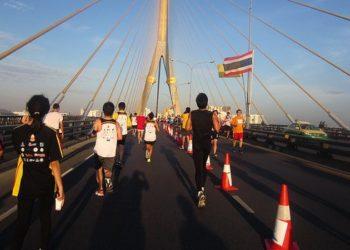 semi-marathon de 27 kilomètres