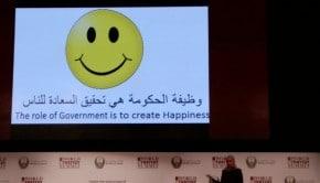 Ministre du Bonheur aux Emirats arabes unis