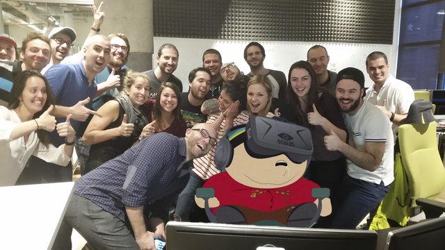 endormi deuxième jour de stage détournement Cartman