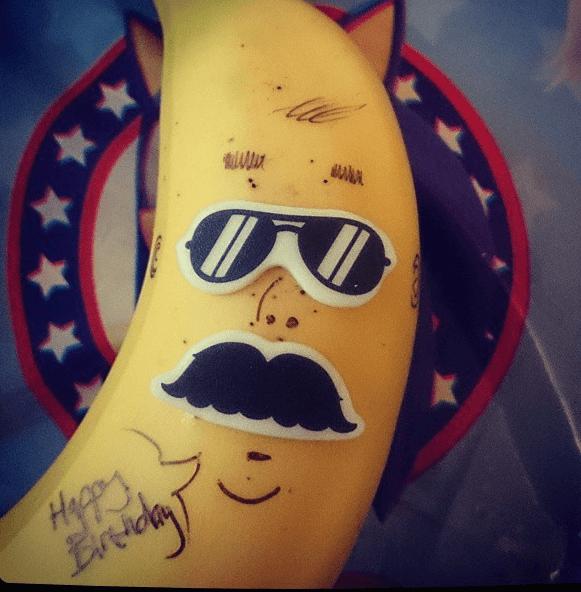 Banane anniversaire - business plan insolite