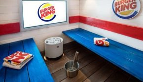Un Spa dans un Burger King à Helsinki