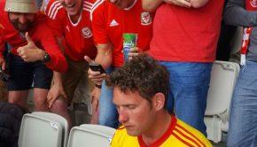 supporter s'endort ivre durant euro 2016